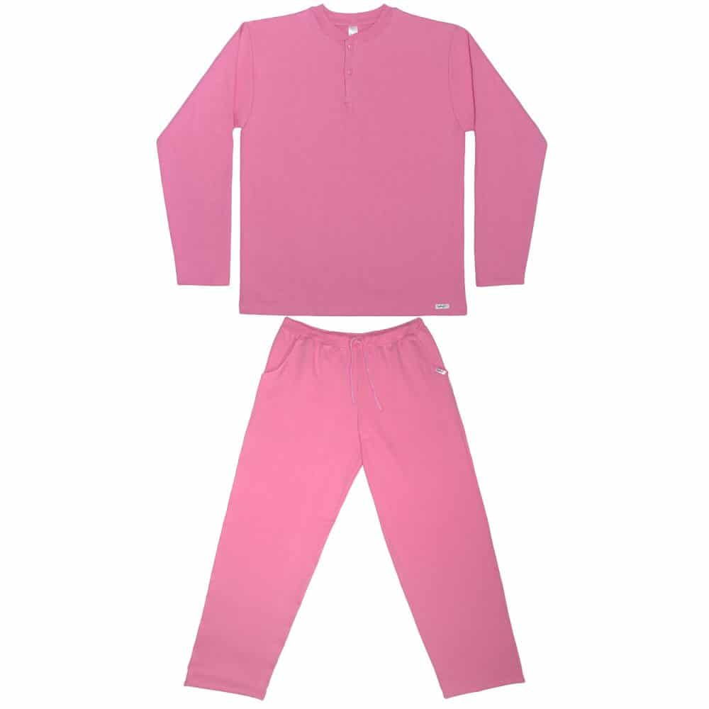 Pijama Dama Afranelado - O8 10 PB S 1 - Sydney