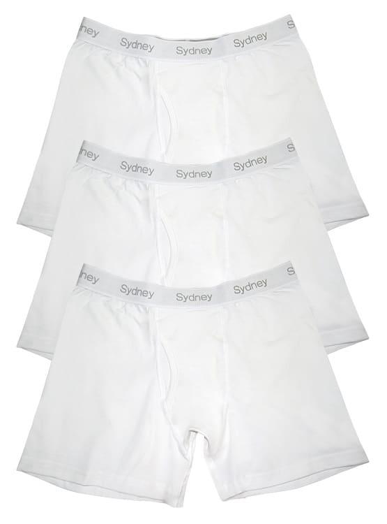 Boxer SDN Largo - Pack x3 - Y13 3BL S 1 - Sydney