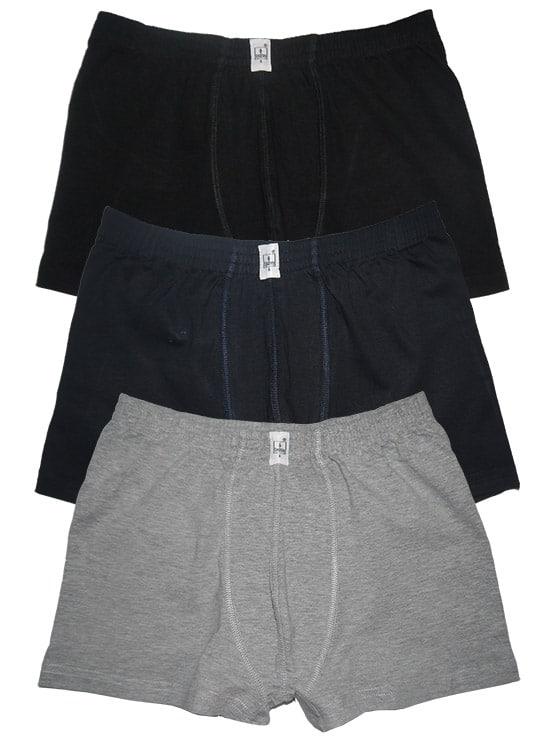 Boxer Licrado - Pack x3 - Y7 NGMGAM S 1 - Sydney