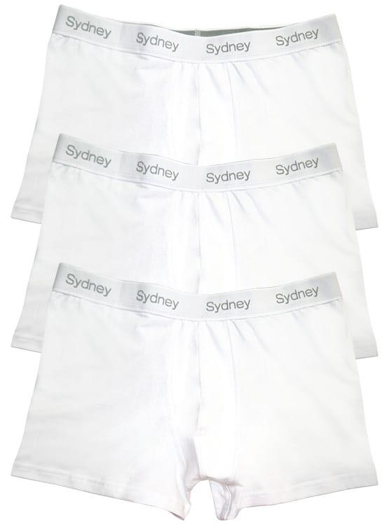 Boxer SDN Corto - Pack x3 - Y8 3BL S 1 - Sydney