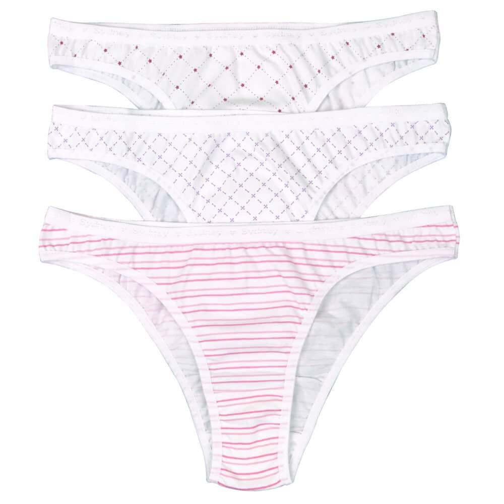 Bikini Dama Estampado T-S - Pack x3 - A9 EST1 1 - Sydney