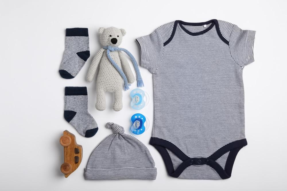 tipos de ropa para bebe recien nacido